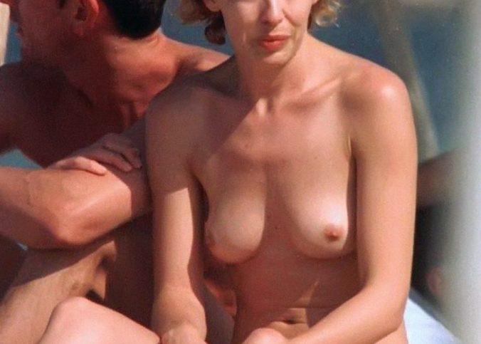 kylie minogue nude captures compilation