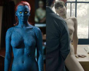 jennifer lawrence nude superhero