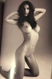 emily ratajkowski full nude thread magazine shoot 006