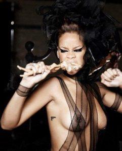 rihanna ultimate nude photos compilation 008