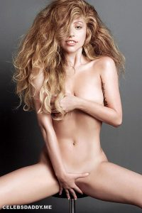 lady gaga best nude compilation 009