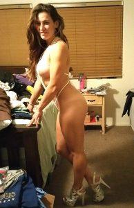 miesha tate nude private photos leaked 004
