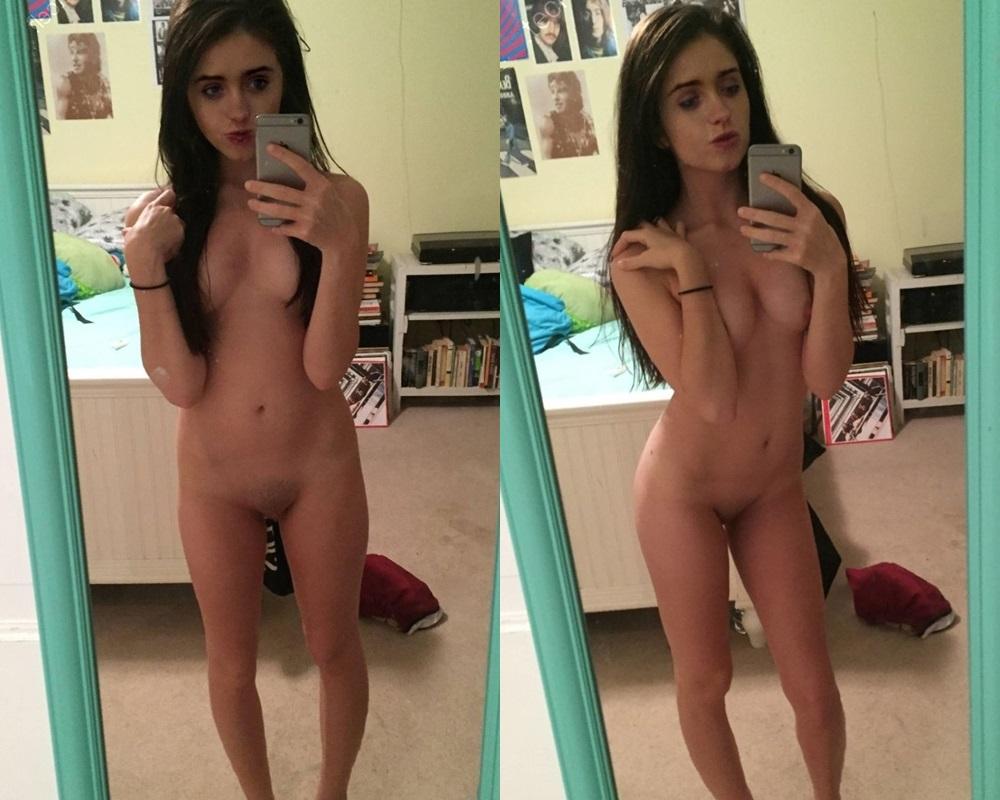 natalia dyer nude selfie