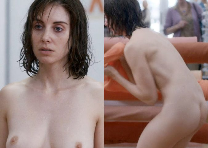 alison brie nude horse girl2