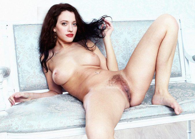 kat dennings nude spread
