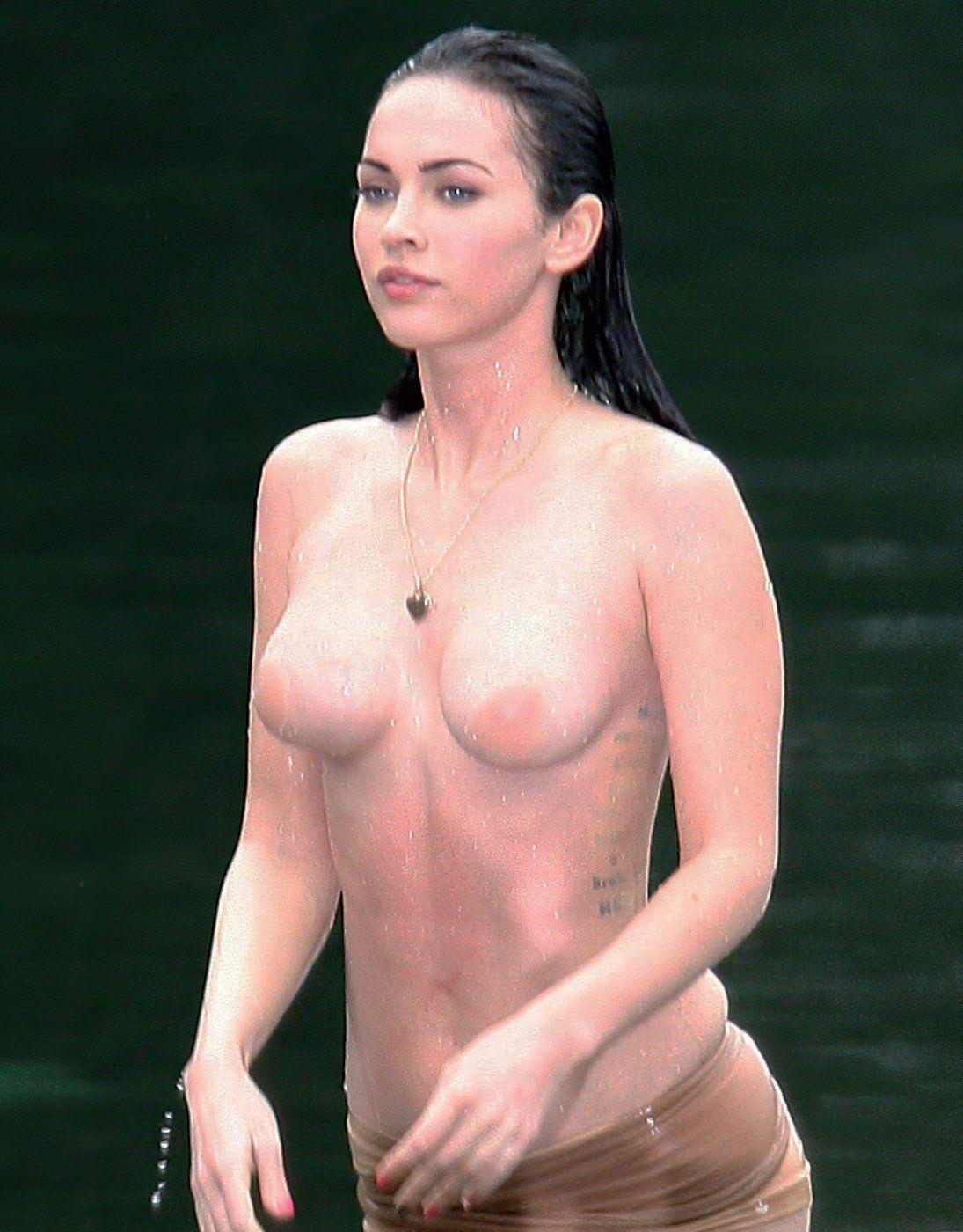 Megan fox nude porn and dildo