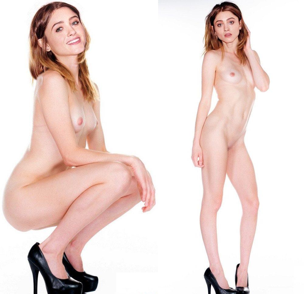 Nude dyer Natalia Dyer
